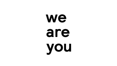 Logo van We are you